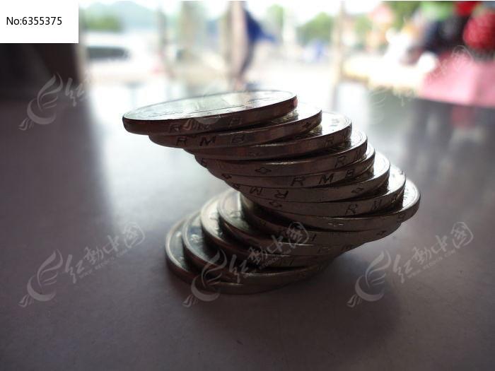 硬币造型图片