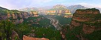 中国河南太行大峡谷