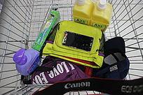 购物车上的物品