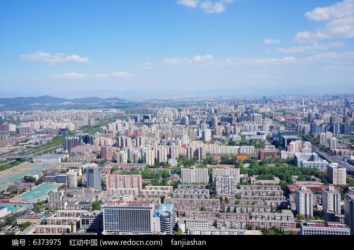 京城俯瞰图片