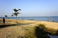 看海水库风景