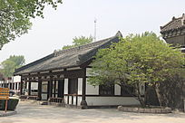 秦代风格房子