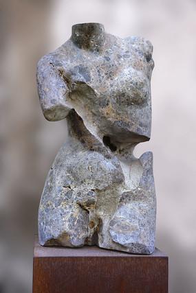 雕塑太湖石维纳斯