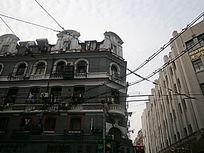 旧时代上海建筑