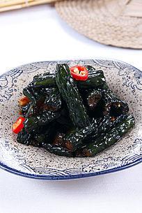 中国菜腌黄瓜