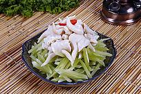 中国菜鸟背罗卜