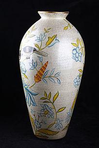 复古布艺效果花瓶