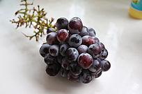 红葡萄摄影
