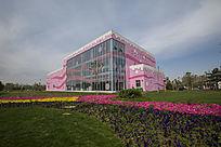 绿地广场及艺术建筑