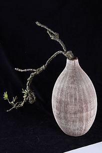 艺术布纹瓷器花瓶