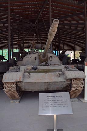 中国轻型坦克