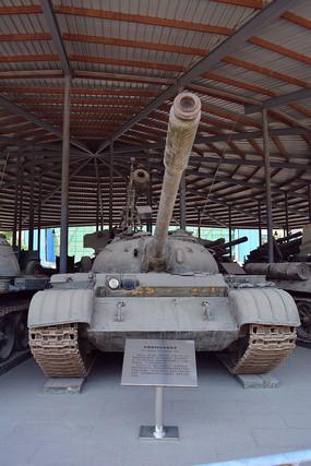 中国造中型坦克