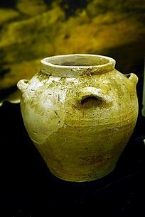 四耳罐文物陶瓷