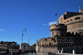古罗马城堡