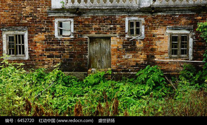 旧村屋图片