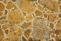 石头铺装路面