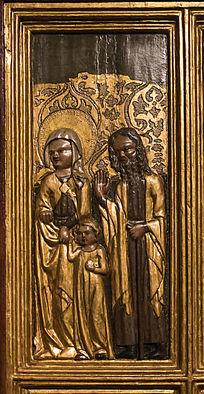 信仰木雕装饰画