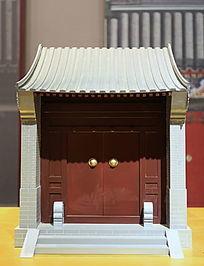 传统中式蛮子门模型