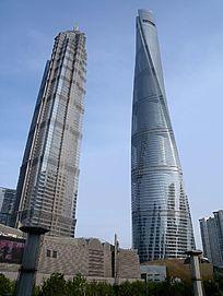 上海浦东上海中心金茂大厦