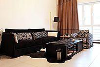 中式客厅家具装修图片