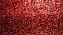 红色纺织背景
