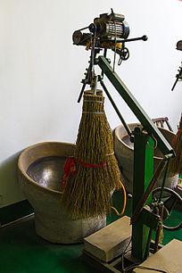 机制炒茶机