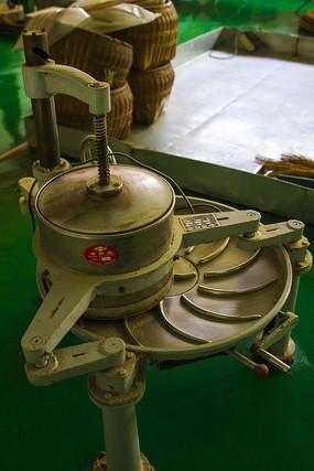 机制筛茶机