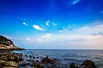 海滩自然风光