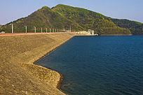 南湾湖水坝
