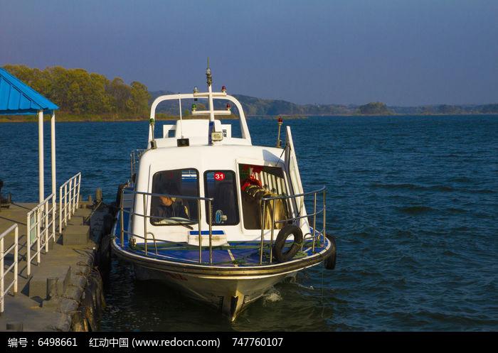 南湾湖游艇图片