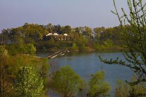 南湾湖栈桥
