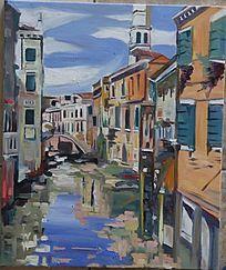 水上威尼斯
