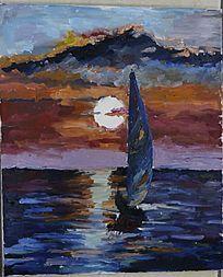 追寻太阳的帆船