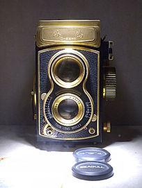海鸥牌4B型120相机