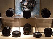海鸥牌相机镜头群