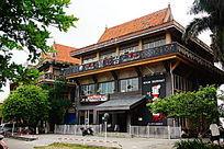 别墅酒店会所