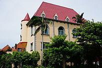 欧式住宅建筑