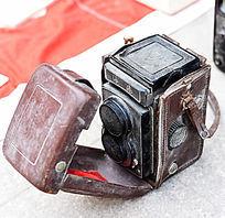 老式海鸥相机
