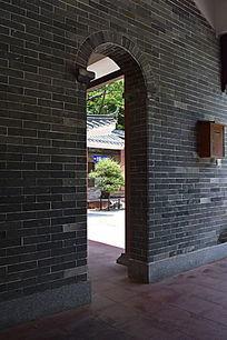 宁静的庙宇摄影