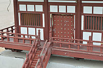 古代建筑楼梯