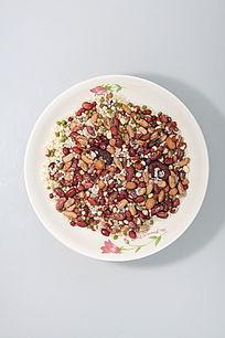 花生米绿豆红豆大米混合
