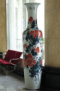 牡丹大花瓶