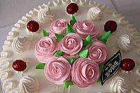 生日蛋糕雕花