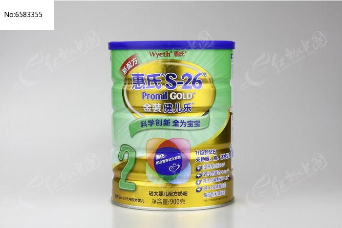 惠氏金装2段900g奶粉图片