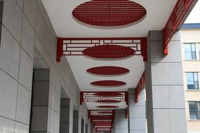 医院特色走廊