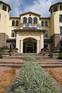 欧式风格建筑销售中心