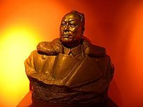 陈毅人物雕塑