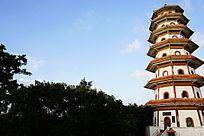古代建筑塔