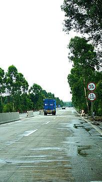 国道公路车辆