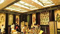 上海家纺博览会展会洽谈区